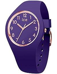 Ice-Watch Reloj Analógico para Mujer de Cuarzo con Correa en Silicona 15695