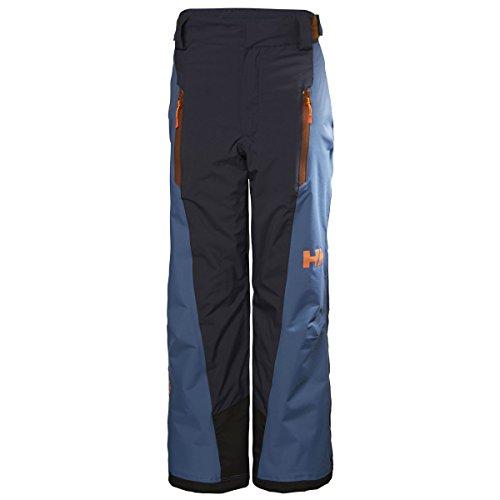 Helly Hansen Jr Barrier, Pantaloni Sportivi Uomo Rosso (Blu scuro)