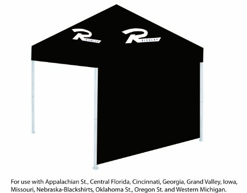 rivalry canopy sidewall, black by rivalry