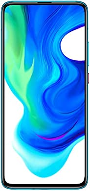 Xiaomi Pocophone F2 PRO 6/128GB Neon blue inclusief Koptelefoon AMOLED 64 MP Hoofdcamera NFC 4700 mAh Accu