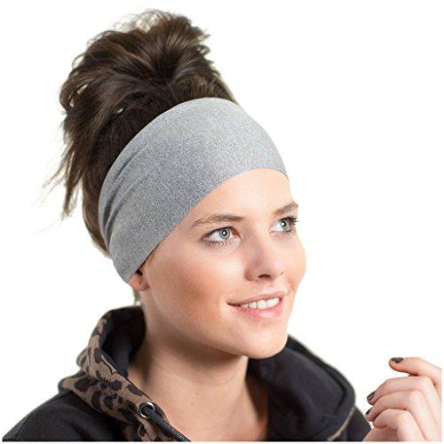 Red Dust Active Sport-Stirnband - Feuchtigkeitsableitend & Atmungsaktiv - Das ideale Schweißband zum Joggen, Radfahren, Yoga und mehr - für Damen und Herren