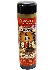 SITARAMA Hennè Color Shampooings Entretien à l'Henné BIO - CHATAIN DORE- Yumi Bio Shop