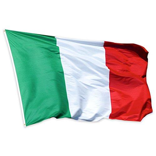 Bandiera italia [90x150cm] nuova bandiera az resistente alle intemperie