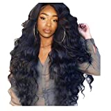 Moonuy Perruque Bresilienne Lace Frontal Tissage Bresilienne Lace Front Frontal...