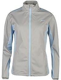Slazenger Femmes Softshell Golf Veste De Survêtement Manteau Sport Haut Top