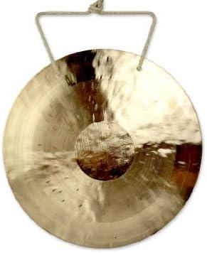 Feng Gong original / gong de viento de China, 25 cm / 10
