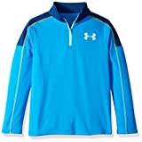 Under Armour Boys' Tech 1/2 Zip Warm-up Top