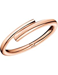 Calvin Klein Damen-Armreifen Edelstahl KJ5GPD10010M