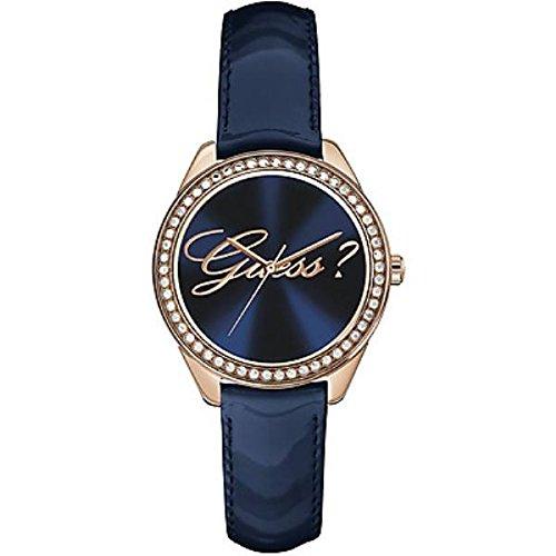 orologio solo tempo donna Guess Rose Gold classico cod. W0619L2