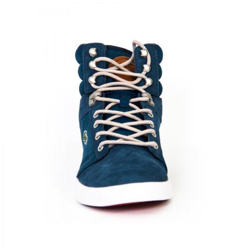 Lacoste - Orelle, Baskets Montantes Pour Homme Bleu - Bleu