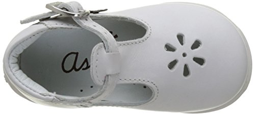 Aster Odjumbo, Chaussures Marche Bébé Fille Blanc (Blanc)