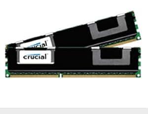 Crucial Mémoire RAM DDR3L (DDR3 SDRAM) 16 Go (2 x 8 Go) PC3-8500 533 MHz