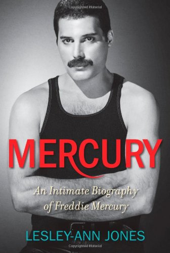 Mercury: An Intimate Biography of Freddie Mercury por Lesley-Ann Jones