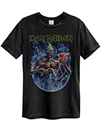 Amplified Iron Maiden Seventh Son of a Seventh Son T-Shirt