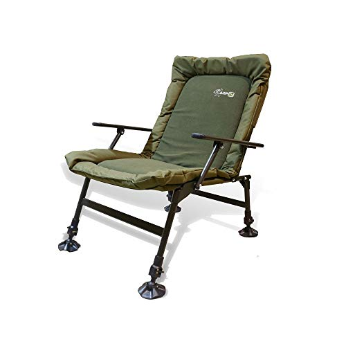 CarpOn Outdoor Stuhl Soft Camping Karpfenstuhl Carp Chair Angelstuhl