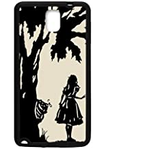 Alice anime cartoon Cell Phone Case for Samsung Galaxy Note3