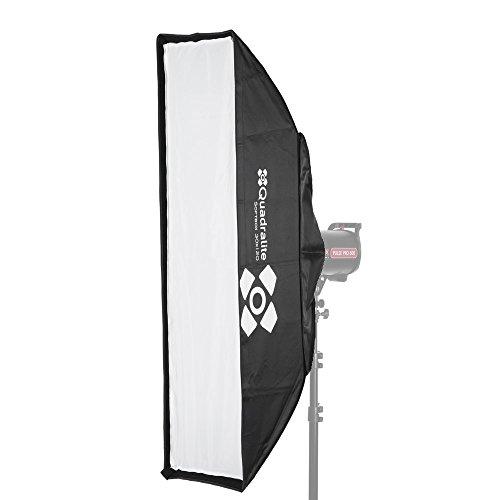 Quadralite Softbox 30x120cm rettangolare strip con attacco bowens