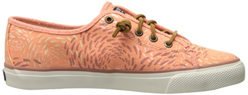 Sperry Top Sider Seacoast Toile Baskets Fish Circle Coral