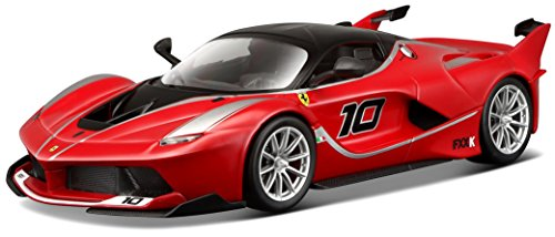Bburago 18-26301 - Modellino Die Cast Ferrari FXX K, Colori Assortiti