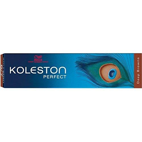 Wella Koleston Perfect Deep Browns 5/77 Light Intense Brunette Brown 60ml by Trade Salon Supplies