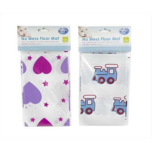 no-mess-floor-mat-baby-high-chair-feeding-cover-splash-messy-play-painting-pink-hearts