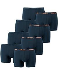 HEAD Herren Boxershorts 841001001 8er Pack