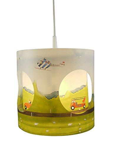 Niermann Standby 171 Pendant Lamp Automobile Plastique, E27, Multicolore, 25 x 25 x 27 cm