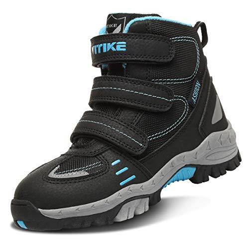 Scarpe da Trekking Scarpe Antisdrucciolevoli in Inverno Stivali da Neve Scarpe da Cotone Piattaforma Impermeabile per Ragazze Ragazzi