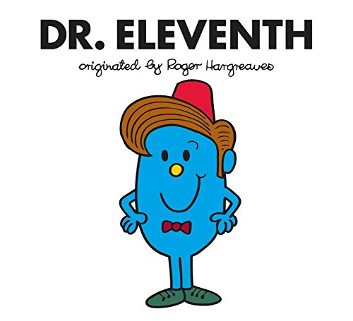 Book's Cover of Dr Eleventh