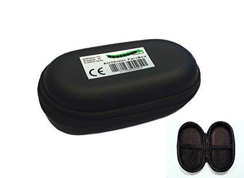 bestbeans CareBox Transport Tasche Case Etui für Kopfhörer Headset & Ladekabel optimal für bestbeans MagicBeat und weitere Kopfhörer (Headset-tasche)