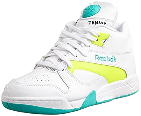 Baskets Pump - Reebok Pump Court Victory, Basket Homme Tennis,