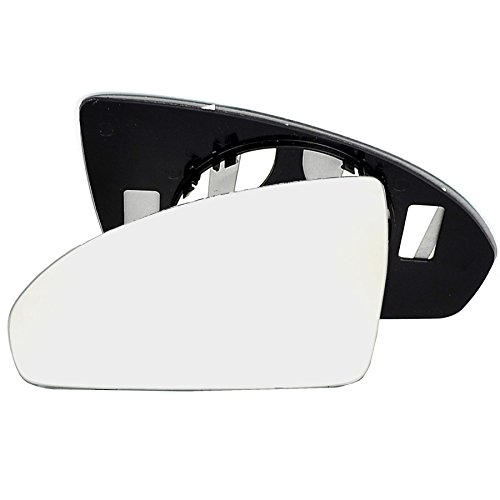 for-smart-fortwo-2007-2012-passenger-left-hand-side-wing-door-mirror-convex-glass-with-backing-plate