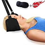 Hammock for Neck-RUCACIO Portable Head Hammock Durable Neck Massager to Reduce Neck Pain, Shoulder Pain,Headache for Office,Home,School