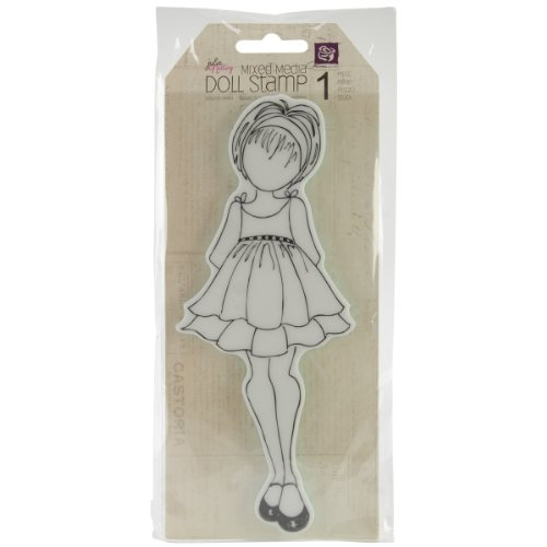 julie-nutting-mixed-media-cling-rubber-stamps-doll-w-ruffle-dress-3x775