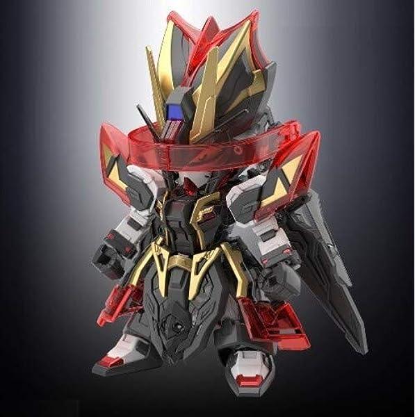 Sangoku Soketsuden Huang Zhong Gundam Dynames SD Model Kit BANDAI