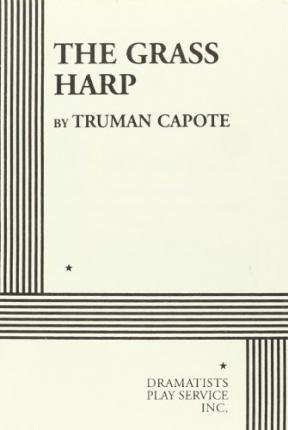 grass-harp-author-truman-capote-published-on-december-1990