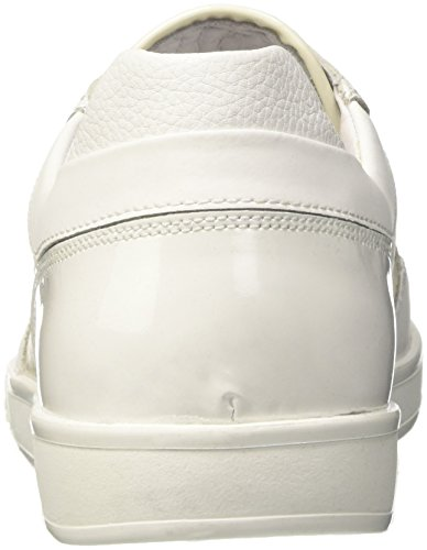 Bikkembergs Olimpian 188, Sneakers basses homme Bianco