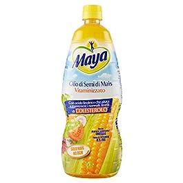 Maya Olio di Semi di Mais, Vitaminizzato – 1 L