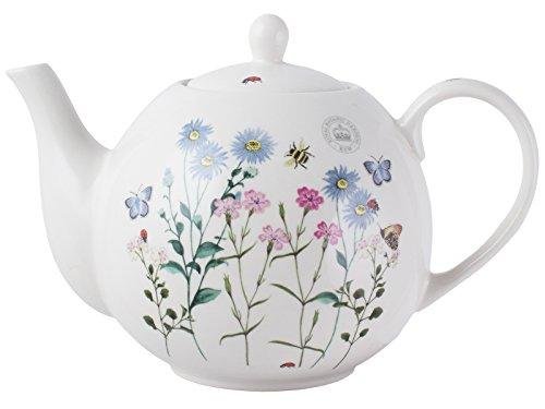 Royal Botanical Gardens, Céramique, Beige, 6 Cup Teapot
