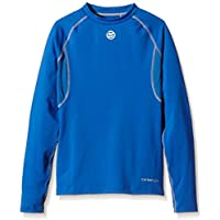 Skins Func Baselayer Carbonyte Youth Thermal Long Sleeve Top RoundNeck