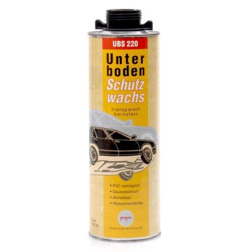 Preisvergleich Produktbild Fertan UBS Wachs-Unterbodenschutz 1 Liter Kartusche