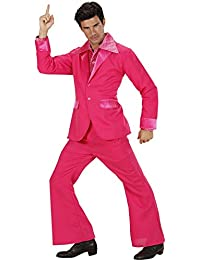 Discoanzug Hippie Gr.S-XL pink