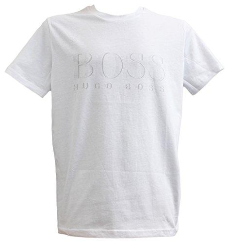 BOSS UV absorbierendes T-Shirt Shirt SS RN BM HUGO BOSS Natural