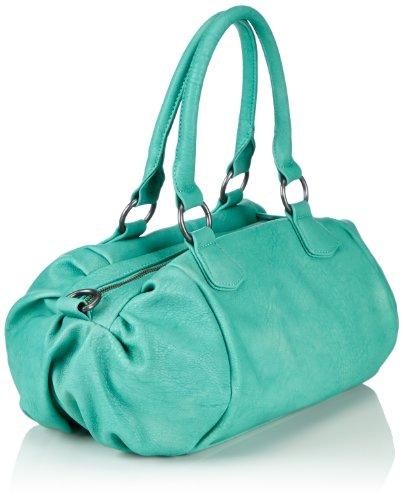 Fritzi Dalla Prussia Gillian Fap Ss1-14 Borse Da Donna 42x37x18 Cm (lxhxp) Verde (wasabi-be 58)