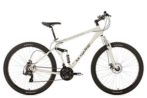 KS Cycling MTB vollgefedert 29'' Insomnia weiß RH51cm