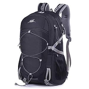 41fdxi5AvML. SS300  - Mooedcoe 40L Mochila Senderismo Montaña Trekking Macutos de Viaje Acampada Marcha