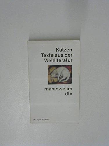 Preisvergleich Produktbild Katzen. Texte aus der Weltliteratur.