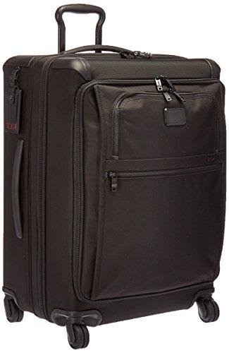 Tumi 022564D2 Alpha 2 Laptop Rollkoffer, 66 cm, 76 Liter, Black (Notebook Tumi)
