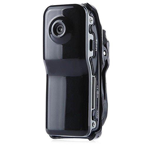 i IP Camera, Portable Kamera im Freien Innen drahtlose Video Camcorder Cam Netzwerkkamera Autokamera Fahrradkamera Haus Sicherheit f¨¹r Pflege fr¨¹hen Pflege Remote-Ansicht MD81S ()
