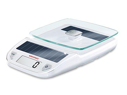 Leifheit 66183 Ksd Easy Solar - Báscula Digital Cocina